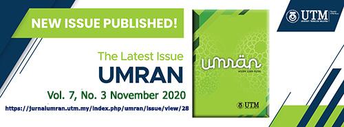 View Vol. 7 No. 3 (2020): November 2020